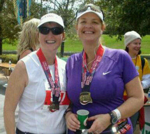 2012 The Woodlands Marathon HS